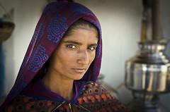 Rabari (PawelBienkowski) Tags: india tribes rabari kutch indiawoman indiavillage
