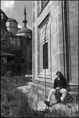 Istanbul (dnskct) Tags: blackandwhite bw film turkey istanbul 1977 ilford fp4 622014 june22014 optekaduplicator