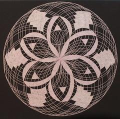P1010365-001 (The Mindful Compass) Tags: geometry circles mandala sacred compass