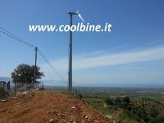 17 Gaia Wind 133 10kW turbina mini eolico azienda agricola Coolbine (3)