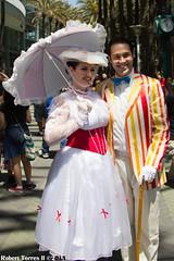 2014-04-20-WonderCon-23 (Robert T Photography) Tags: costume cosplay bert disney anaheim marypoppins wondercon anaheimconventioncenter robertt roberttorres serrota jessicadarling canoneos60d serrotatauren wondercon2014