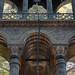 Arch screen, Hagia Sophia