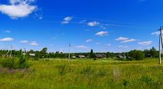 (theonicsolo) Tags:  antsiferovo summer 2016 russia village  panorama