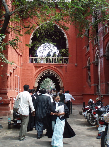 Chennai Law Courts