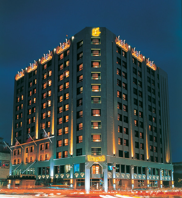 ザ ランディス 台北 ホテル