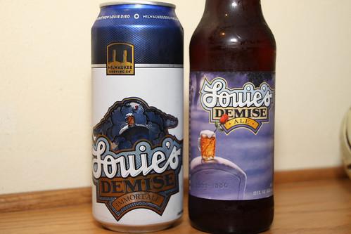 Louie's Demise Immort-Ale