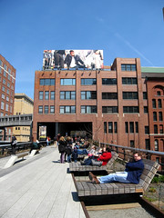 The High Line (by: Kwong Yee Cheng, creative commons license)