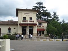Visitor Building, Gouffre de Padirac