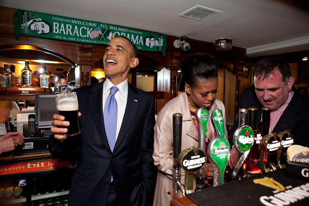 Pub St Elizabeth Drink Menu