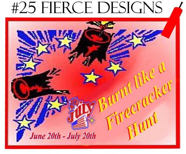 firecracker hunt poster
