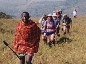 Kenya safari, Masai Mara safari