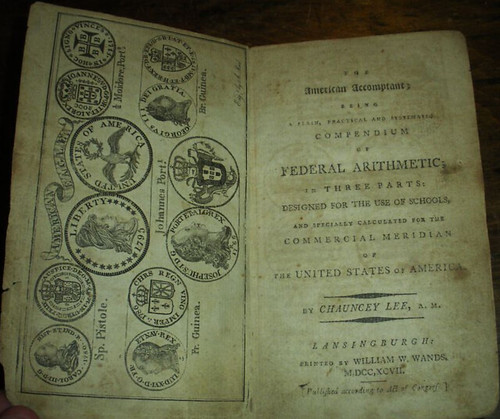 1797 American Accomptant