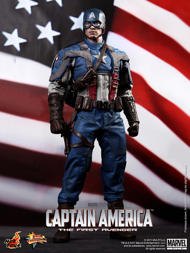 Hot Toys - Captain America_The First Avenger_Captain America_PR2