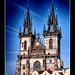 Kostel Matky Boží před Týnem, Praha - Church of Our Lady before Týn, Prague