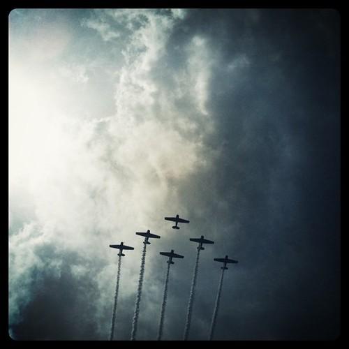 RI AirShow by stevegarfield