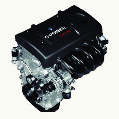 Geely JL 4G18 Engine