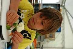 Stand på Mat- og trebåtfestivalen 2011