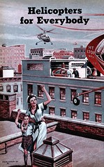 'Helicopters for everybody' by Frank Tinsley, Mechanix Illustrated issue January 1951