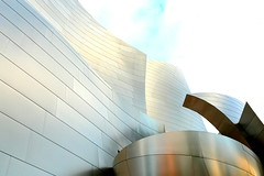 Walt Diseny Concert Hall (mjordana) Tags: california city urban skyline la losangeles isef intelisef dmclx3