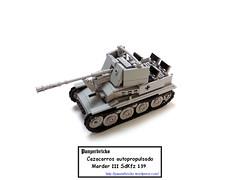 marder3-00 (Panzerbricks) Tags: lego panzer wehrmacht marderiii legotank sdkfz139 legopanzer panzerbricks
