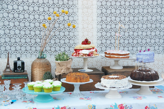 a cake party