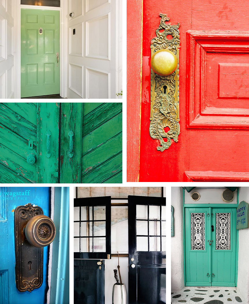 colorful doors 2