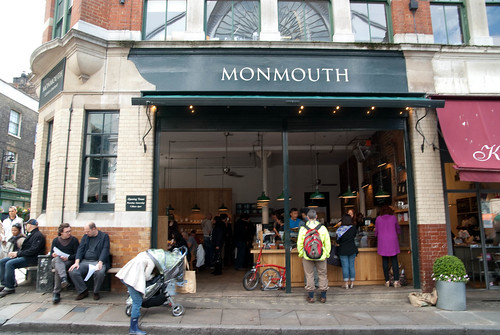 Monmouth cafe
