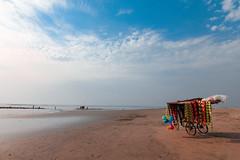 The Shore shop (Kazi Sudipto) Tags: life blue sea sky beach shop canon landscape shore scape bangladesh scapes earning coxsbazar kazi 550d sudipto