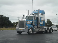 Allrigs Kenworth T904 (KW BOY) Tags: tractor truck prime model transport australian melbourne semi lorry rig hauling express trailer conventional mover trucking kw 2012 kenworth haulage t904 allrigs