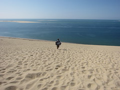 Oasis (Can Ozan) Tags: beach photo arcachon duneofpyla
