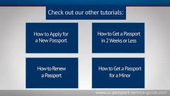 How to Expedite a New Passport 21 (U.S. Passport Service Guide) Tags: new travel lost us howto service passport process visa services renewal expedited sameday expedite expediting