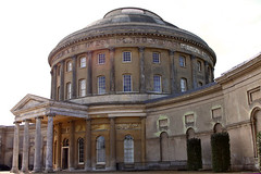 Ickworth House Rotunda Front (FlyingV99) Tags: park trees music house lake clock church monument kitchen st garden vineyard library room workshop dining rotunda summerhouse ovens ickworth national trust quarters bury edmunds servants