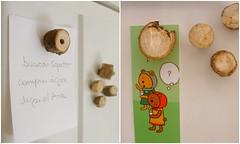 Ímãs de madeira (super_ziper) Tags: hippie diferente madeira cozinha geladeira ímãs natureba graveto superziper