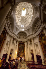 """San Carlo alle Quattro Fontane • <a style=""""font-size:0.8em;"""" href=""""http://www.flickr.com/photos/89679026@N00/7378281254/"""" target=""""_blank"""">View on Flickr</a>"""