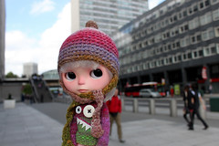 Blythe meet. London, South Bank. 16.6.12
