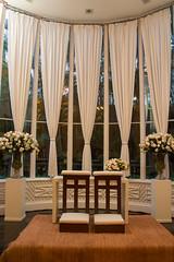 Altar (Flor e Forma) Tags: flowers wedding flores verde branco decoration altar casamento decorao gypsophila bardesarts florforma floreforma