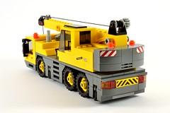 Lego City Mobile Crane Mobile Crane Lego Amaryl