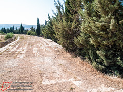 _5237592.jpg (Syria Photo Guide) Tags: road roman syria    telalkarameh  idlebregion  danieldemeter syriaphotoguide