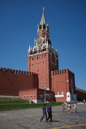 Kremlin clock /  ©  Still ePsiLoN