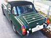 MG Midget Roadster mit Stoffverdeck Beispielbild von CK-Cabrio