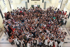 IMG_5900 (Amine Ghrabi) Tags: de student university tunisia tunis universit medical tunisie mdecine medicalstudent facultdemdecinedetunis facultdetunisfacult tunispromo 20142014bab saadoundoctortudiantbabsaadounfacult