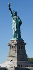 Our Lady Liberty (Octal Photo) Tags: 500px architecture outdoors statue monument travel sculpture ancient sky bronze sightseeing liberty marble building landmark art city tourism old new york jersey our lady