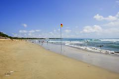 Great weathe for the beach (A. Wee) Tags: kuta bali  beach  indonesia