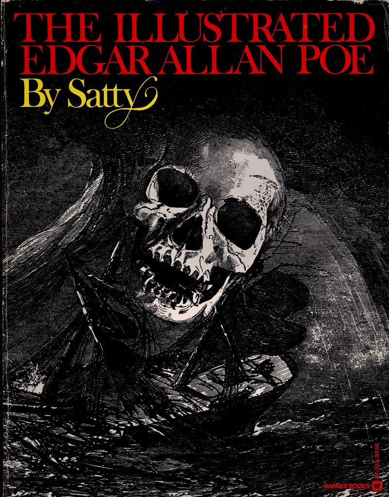 The Illustrated edgar Allan Poe