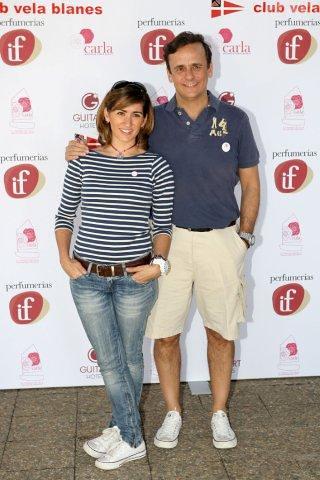 Alvaro Arenzana y Alejandra Martos