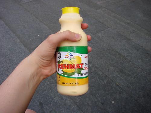 Rehmat Mango Lassi Drink