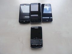 BlackBerry Bold 9700 in da house