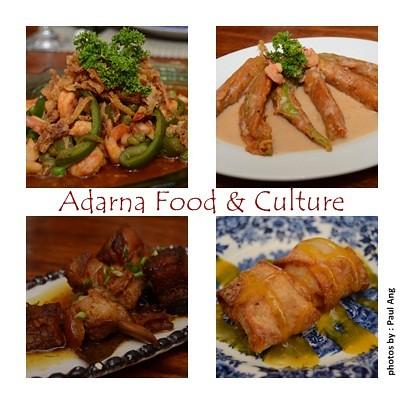 adarna food & culture sooo pinoy