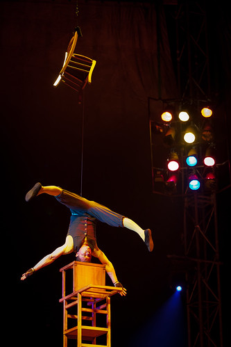 445/1000 - Moscow State Circus 21 by Mark Carline