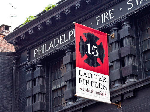 Ladder 15 flag